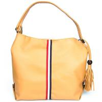 کیف بزرگ زنانه کرمی کد 602117