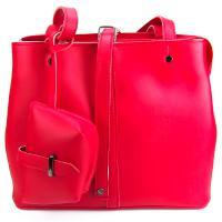کیف بزرگ زنانه قرمز کد 602120
