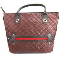 کیف بزرگ قهوه ای کد 602122