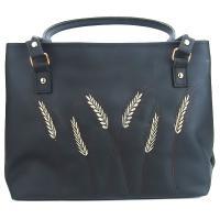 کیف بزرگ زنانه مشکی کد 602144