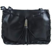 کیف بزرگ مشکی کد 602153