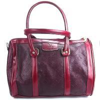کیف بزرگ زنانه زرشکی کد 602181