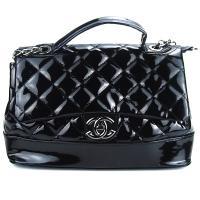 کیف بزرگ زنانه ورنی کد 602207