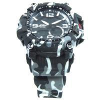 ساعت جی شاک ارتشی سفید مشکی G Shock 960216