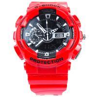 ساعت مچی کاسیو جی شاک قرمز 960429