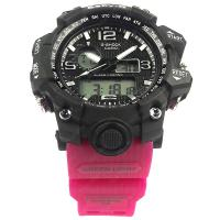 ساعت مچی صورتی کاسیو مدل Baby-G 960475