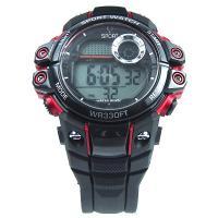 ساعت مچی اسپورت قرمز مشکی Sport Watch GD960264