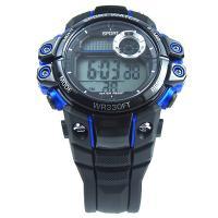 ساعت مچی اسپورت مشکی آبی Sport Watch GD960265