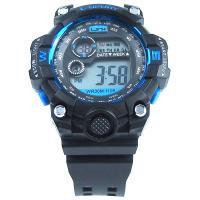ساعت مچی اسپورت مشکی آبی Sport Watch GD960287