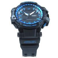 ساعت جی شاک مشکی آبی G Shock GS960233