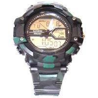 ساعت مچی کاسیو جی شاک چریکی سبز - CASIO G-Shock 960126