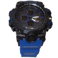 ساعت مچی کاسیو جی شاک فراری مشکی بند آبی - CASIO G-Shock 960143