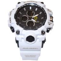 ساعت مچی کاسیو جی شاک سفید فراری- CASIO G-Shock 960144