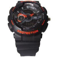 ساعت مچی کاسیو جی شاک مشکی CASIO G-Shock GS960146