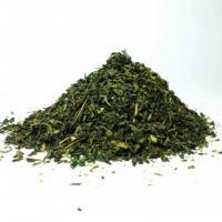 چای سبز خشک فله