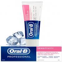 خمیر دندان تخصصی اورال بی ضد حساسیت