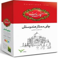 چای ممتاز هندوستان گلستان (قرمز)500گرمی