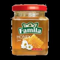 عسل طبیعی 330 گرمی فامیلا