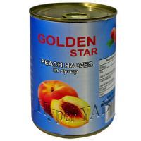 کمپوت هلو (GOLDEN STAR ) 420 گرمی