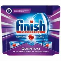 قرص ماشین ظرفشویی کوانتوم پاوربال فینیش (Finish Quantum Powerball ) 34 عددی