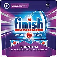 قرص ماشین ظرفشویی کوانتوم پاوربال فینیش (Finish Quantum Powerball ) 40 عددی