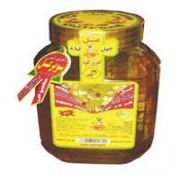 عسل چهل گیاه با موم فیروزکوه گلرنگ 750 گرمی
