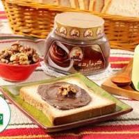 کرم ارده کاکائویی 310گرمی صنایع غذایی باز