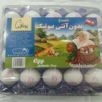 تخم مرغ بدون آنتی بیوتیک 20عددی پرطلایی