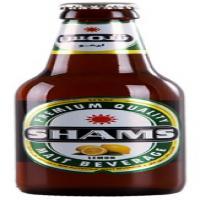 نوشیدنی مالت شمس با طعم لیمو (320 میلی لیتر )