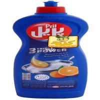مایع ظرفشویی 1 لیتری پریل پرتقال