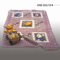 پتوی کودک نرمینه کد ANB 305