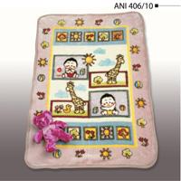 پتوی نوزاد نرمینه کد ANI 406