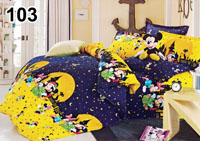 سرویس خواب یک نفره 3تکه عروسکی Veronikai کد 103