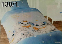 سرویس خواب یک نفره 3تکه عروسکی Veronikai کد 1-138