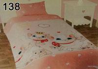 سرویس خواب یک نفره 3تکه عروسکی Veronikai کد 138