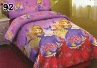 سرویس خواب یک نفره 3تکه عروسکی Veronikai کد 92
