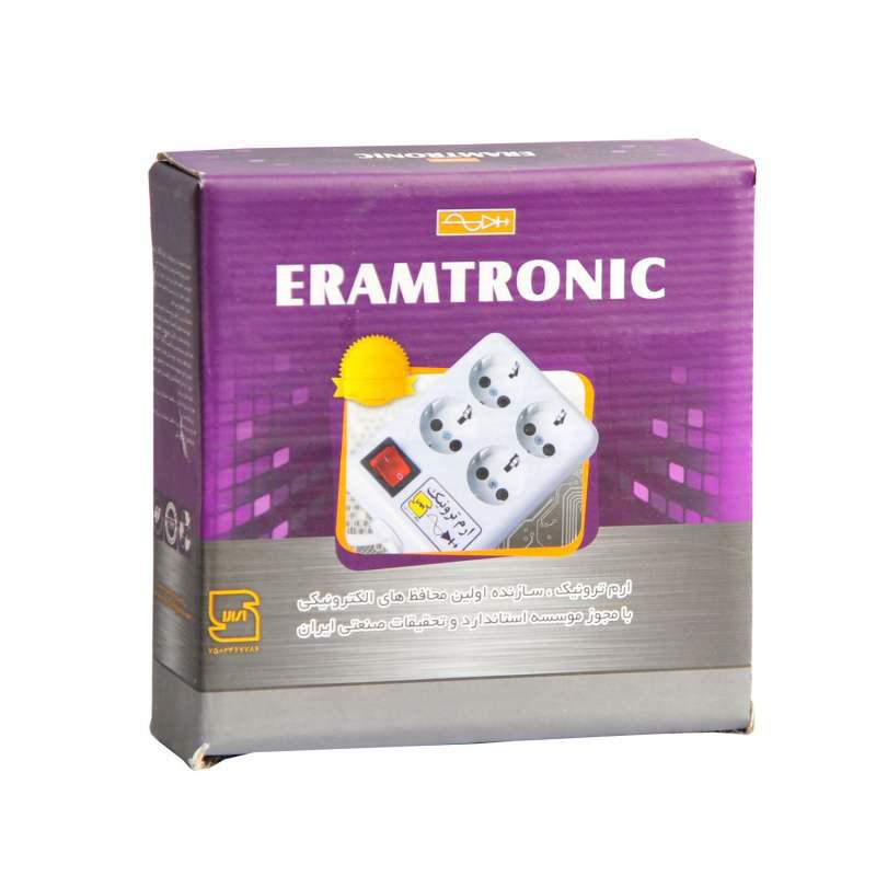 محافظ ولتاژ ارم ترونیک ماشین لباسشویی و ظرفشویی مدل EDW01