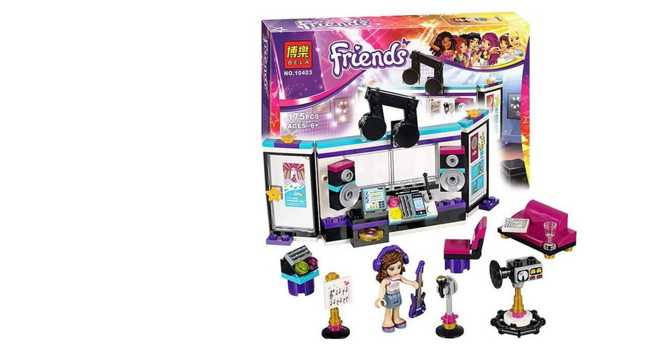 ساختنی بلا مدل Friends 10403