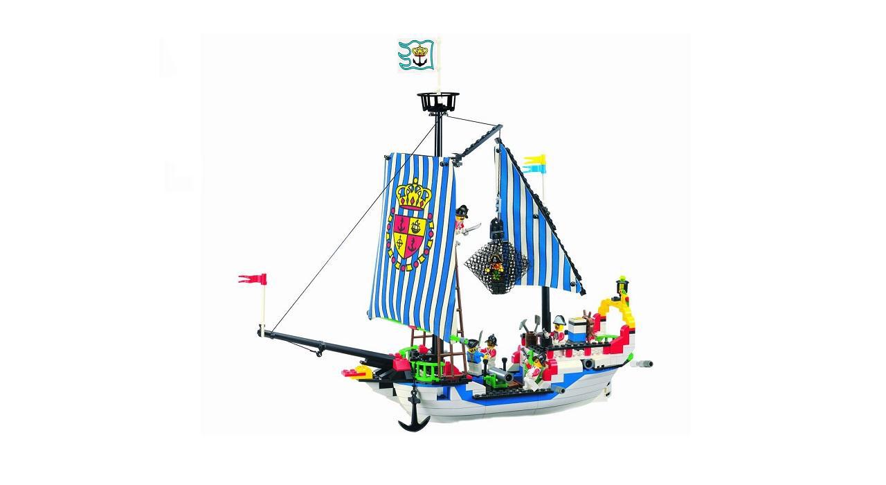 ساختنی انلایتن مدل دزدان دریایی 305