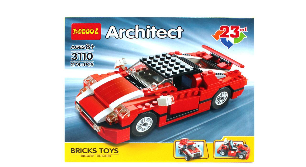 ساختنی دکول سری Architectمدل 3110