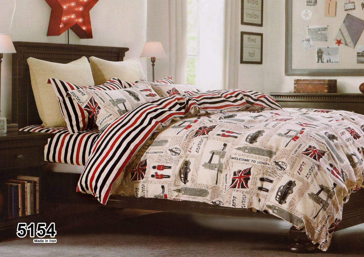 سرویس خواب یک نفره 3تکه عروسکی Veronikai کد154