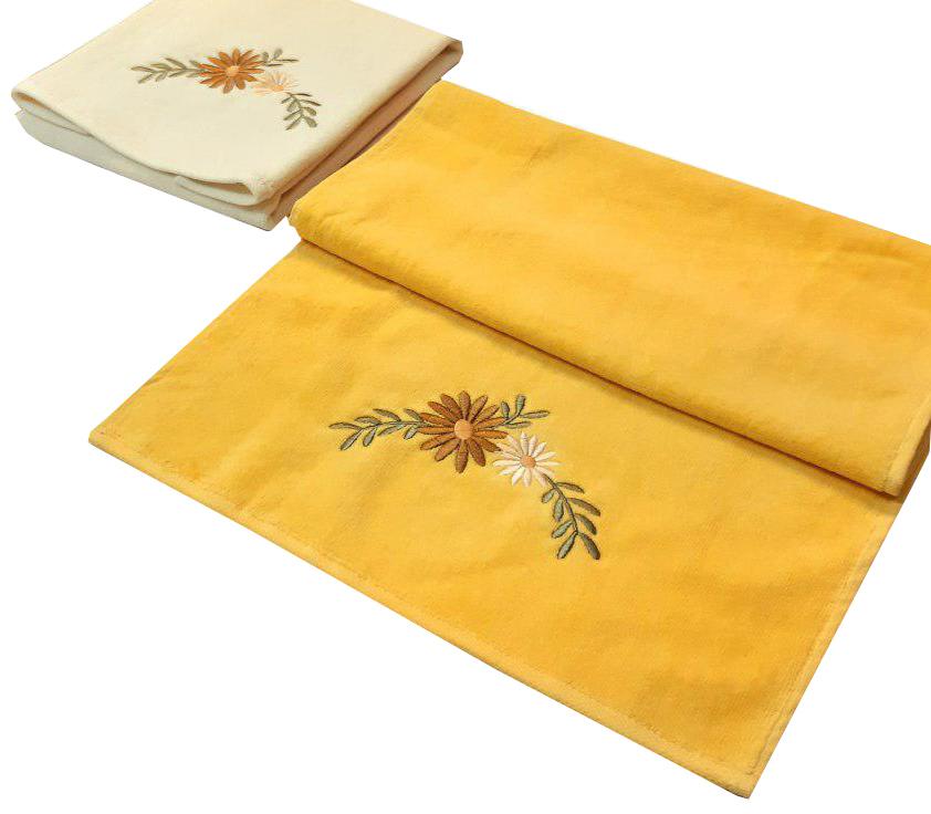 حوله دستی پودایران طرح راما (سایز 80*40 سانتیمتر)