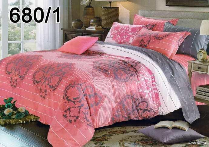 سرویس خواب دو نفره 6تکه Veronikai کد 1-680