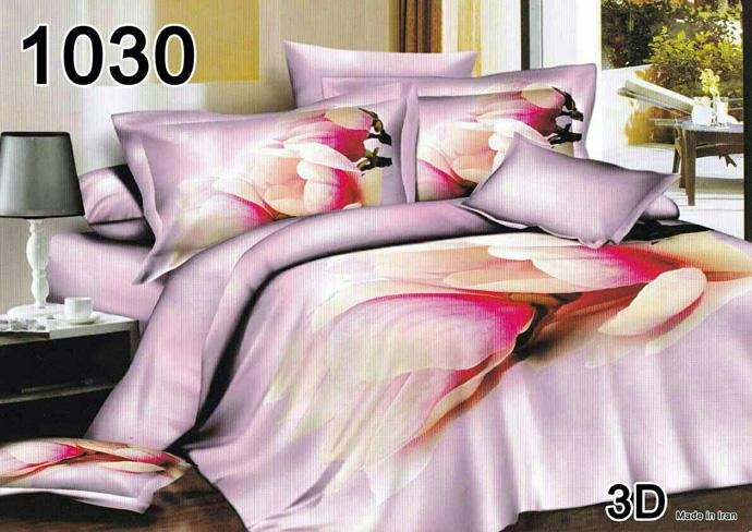 سرویس خواب دو نفره 6تکه سه بعدی Veronikai کد 1030