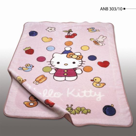 پتوی کودک نرمینه کد ANB 303