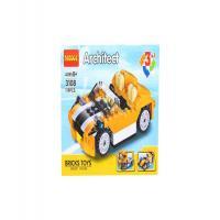 بازی ساختنی (لگو)  دکول مدل Architect 3108