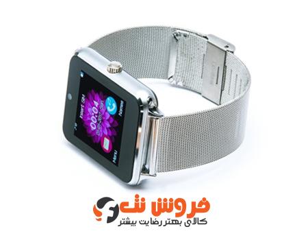 ساعت اپل واچ بند فلزی