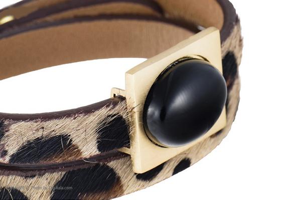 دستبند طلا 18 عیار درسا