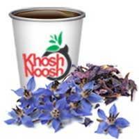 لیوان چای دار «گل گاوزبان»