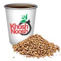 لیوان چای دار « نسکافه » تلخ